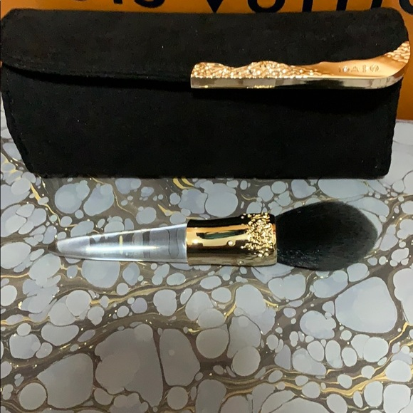 Alexis Bittar x Sephora Brush and Pouch